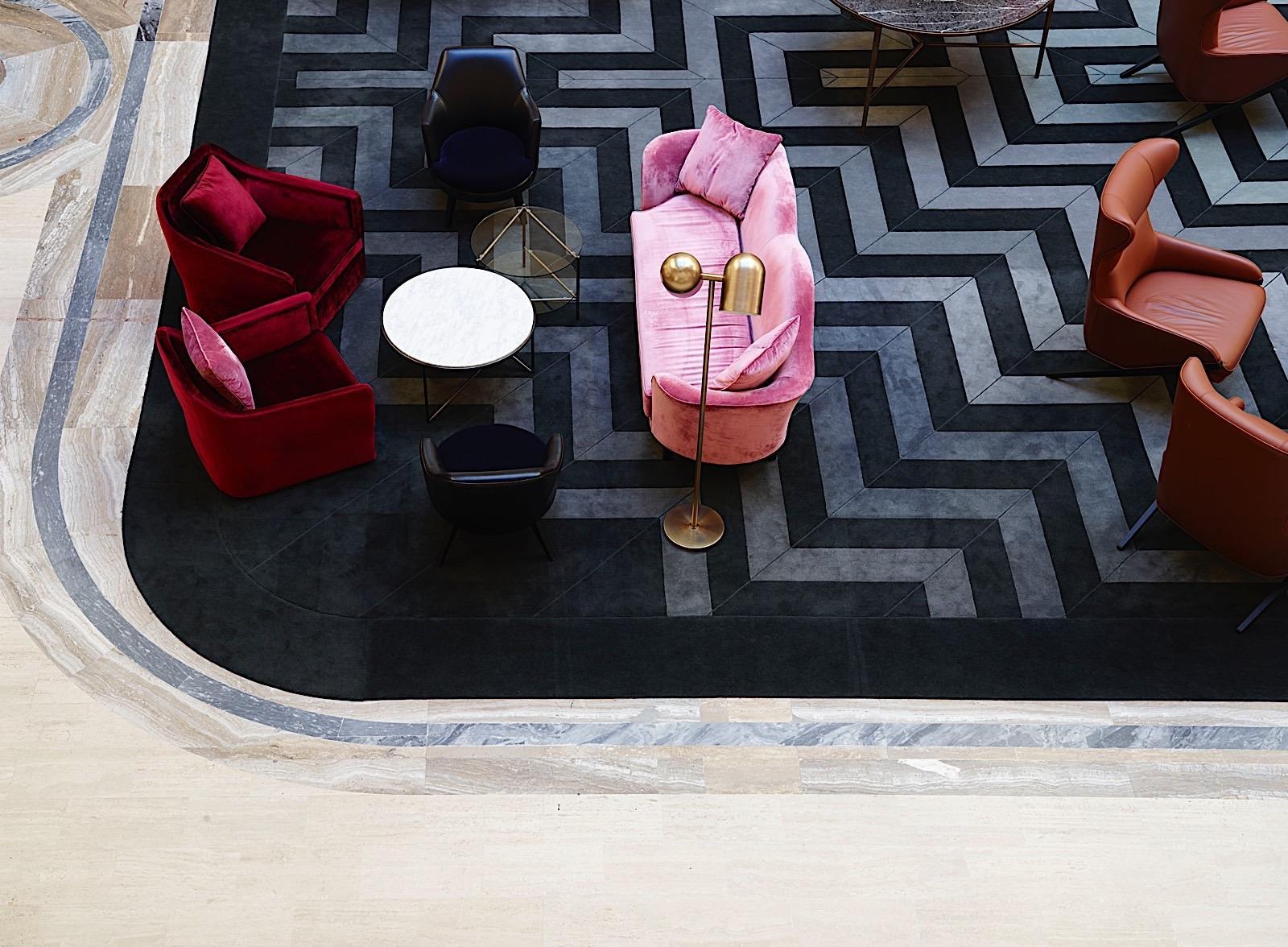 Primus Hotel Sydney Lobby