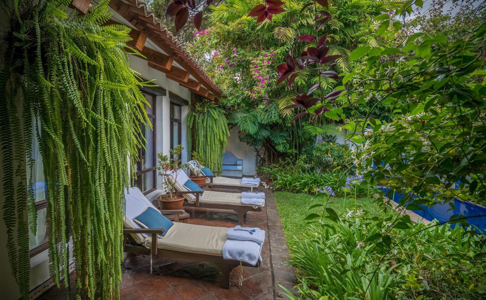 Hotel Casa Encantada Hotel Boutique Antigua Guatemala