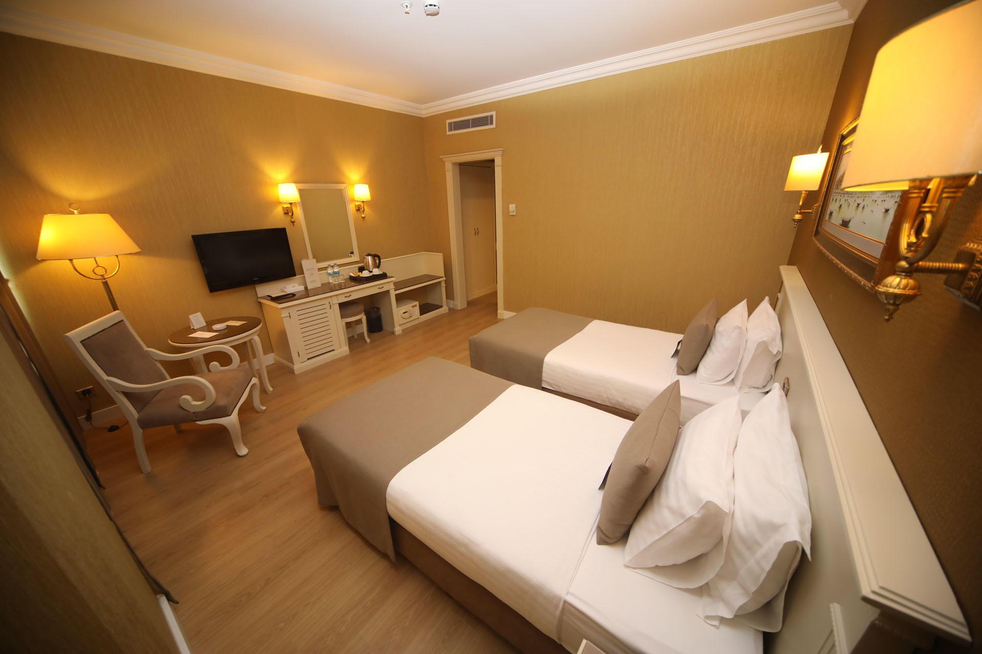 Standard Superior Room at Bilek Hotel Istanbul