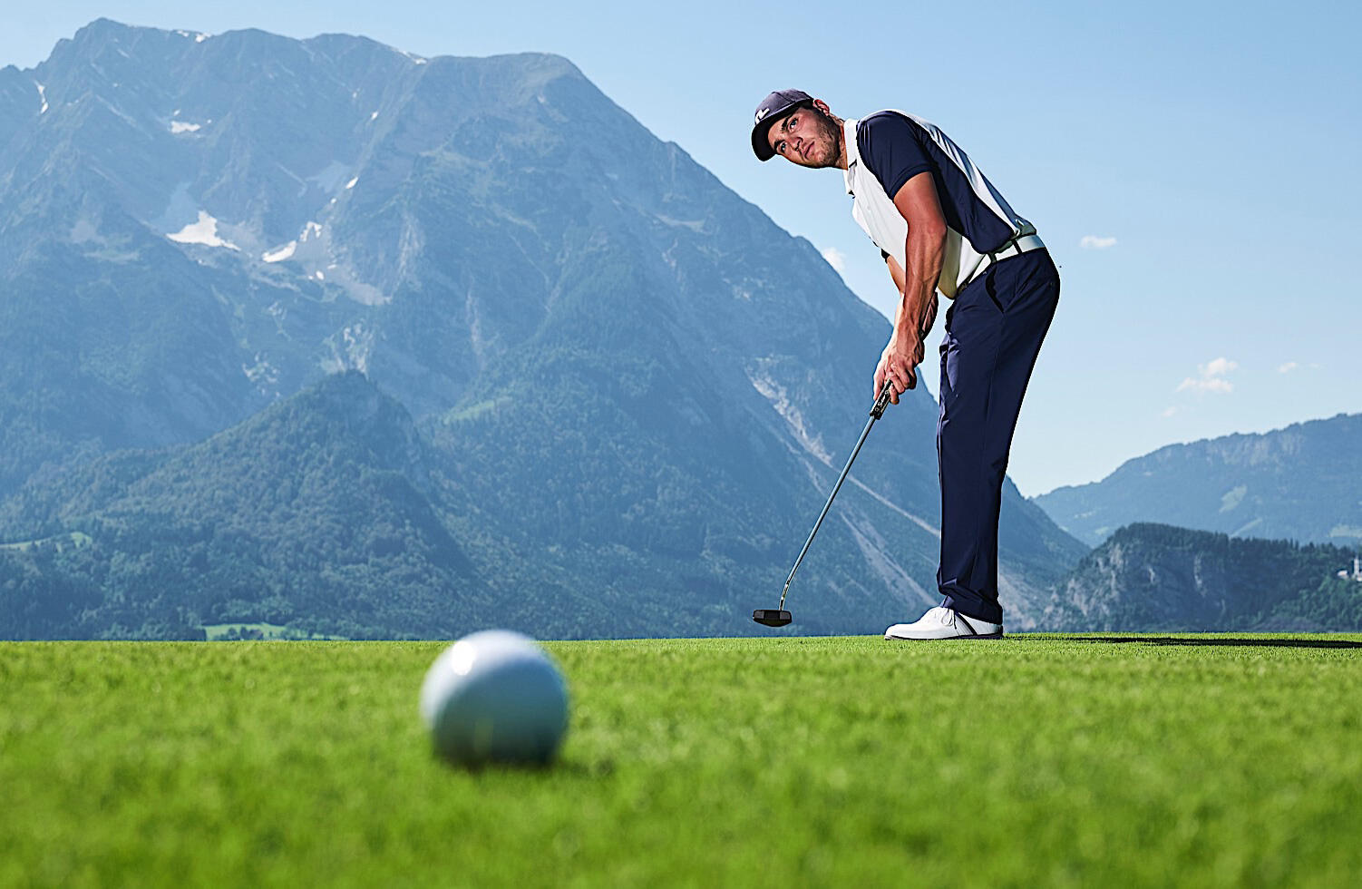 Golf im Schloss Pichlarn
