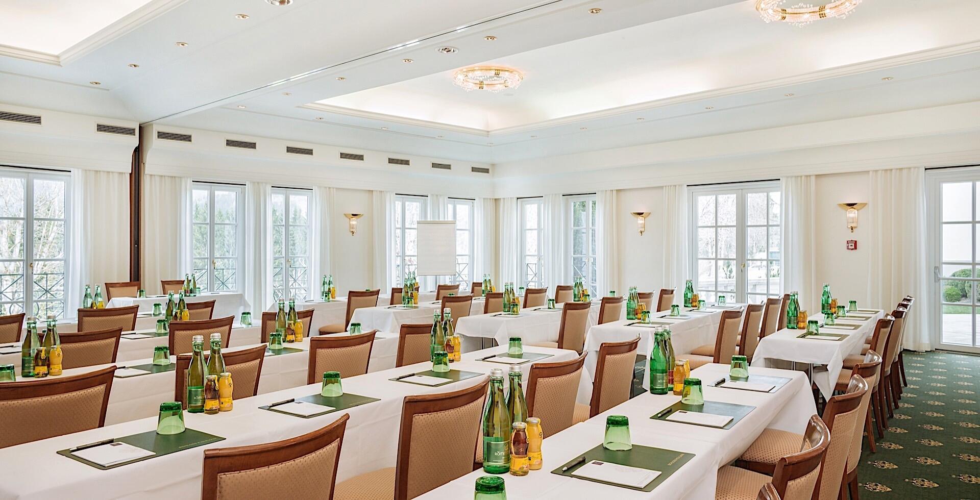 Conferences at Romantik Hotel Schloss Pichlarn, Austria