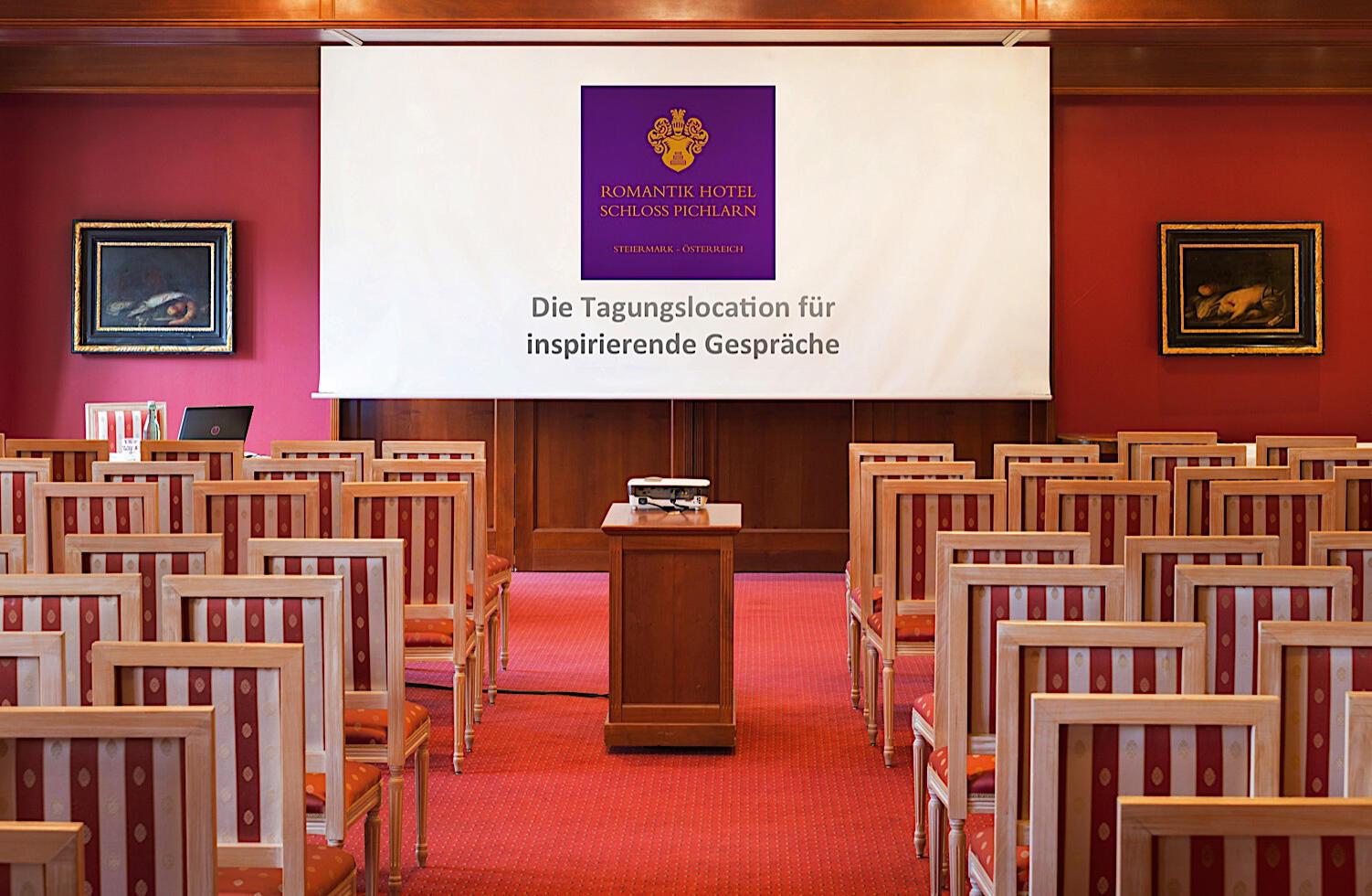 Meetings im Schloss Pichlarn