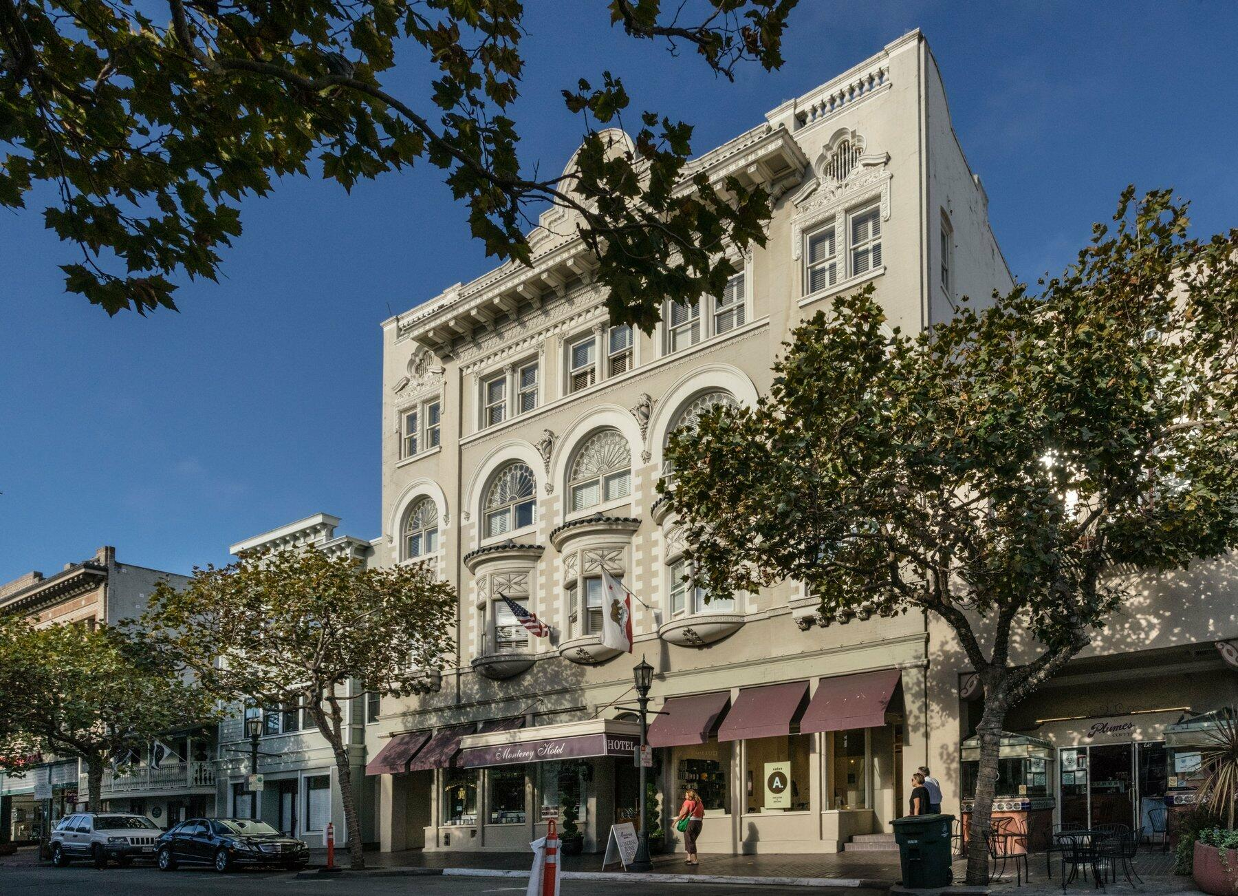 The Monterey Hotel street view