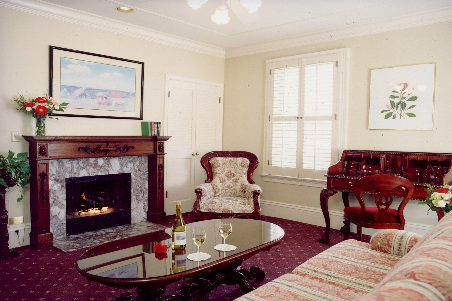 Historic Fireplace Suite