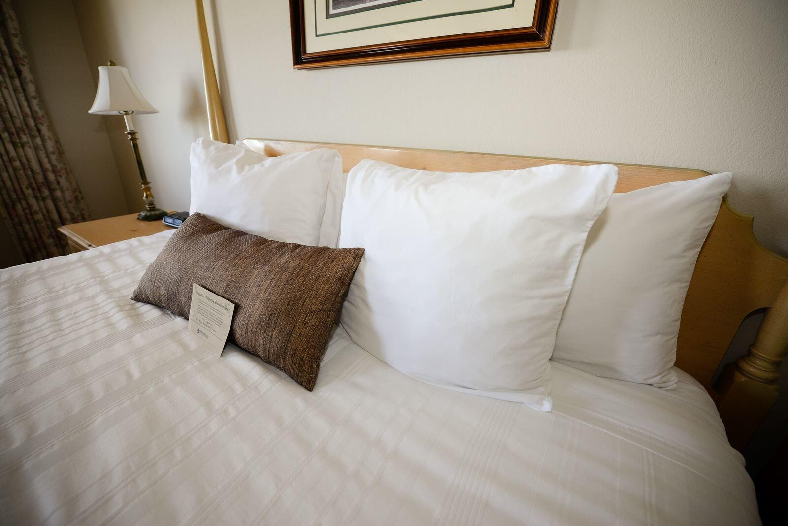 bed details at sea otter inn