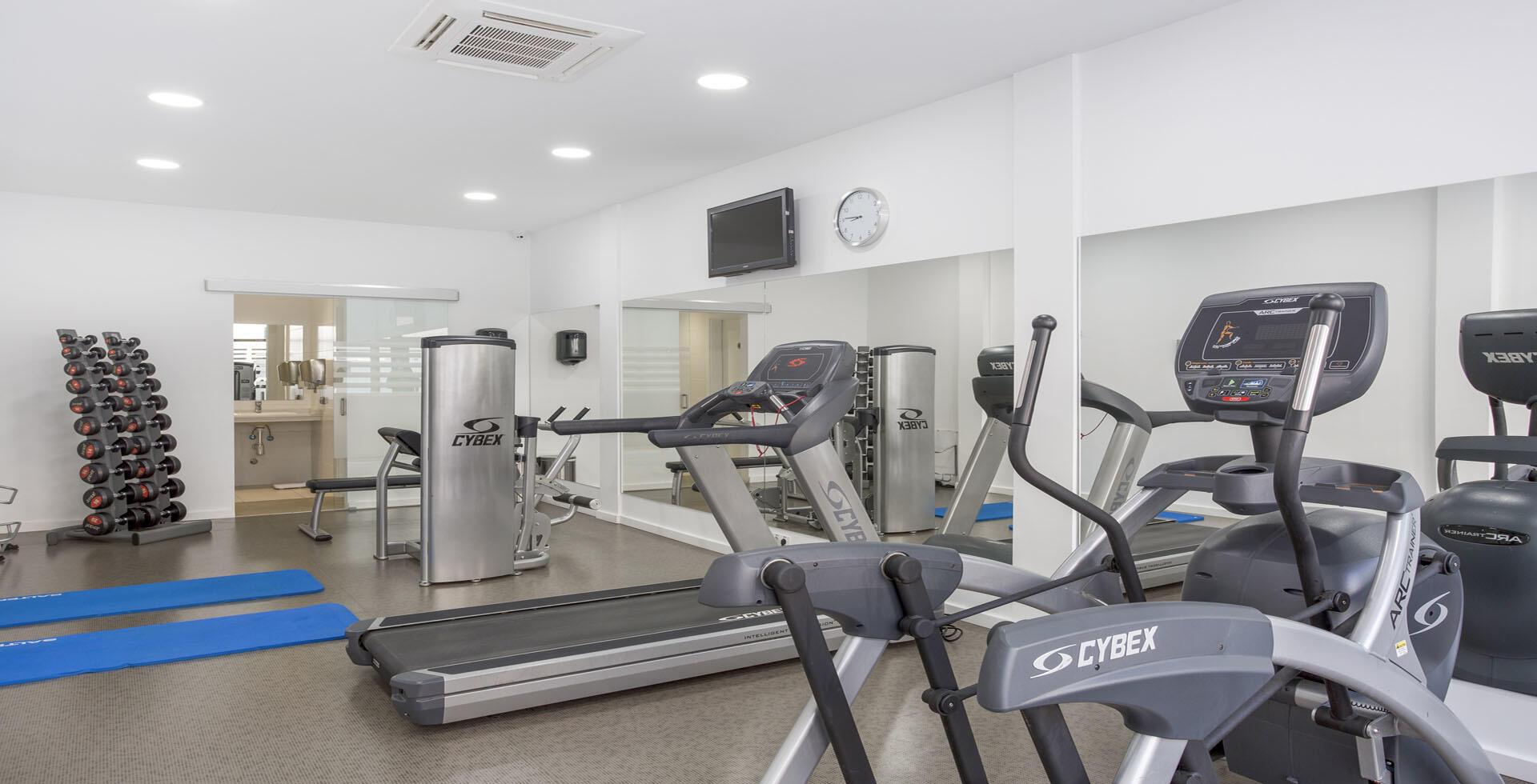 Centro de fitness de Sunset Bay Club, Tenerife