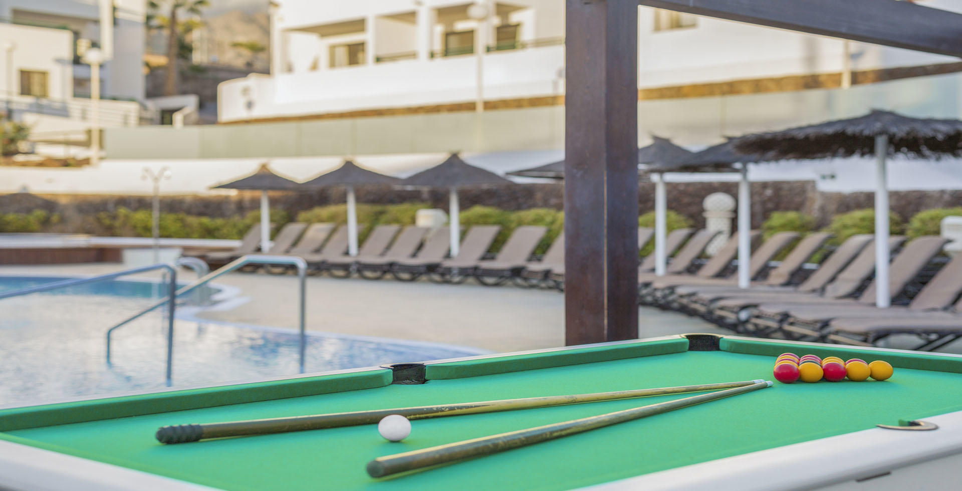 Sunset Bay Club Pool Table