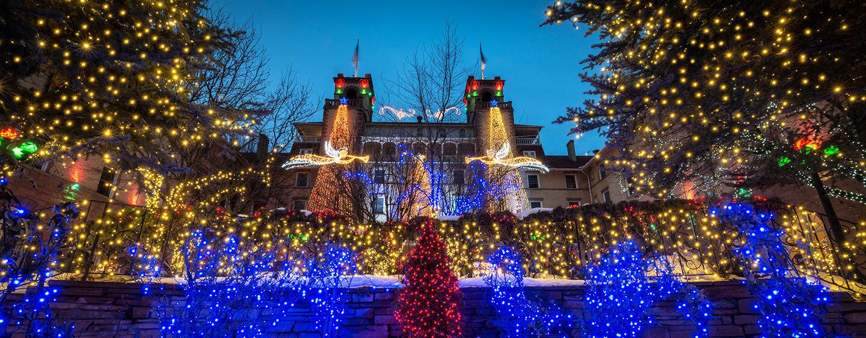 Colorado Springs Christmas 2019.Special Events At Hotel Colorado Glenwood Springs Co