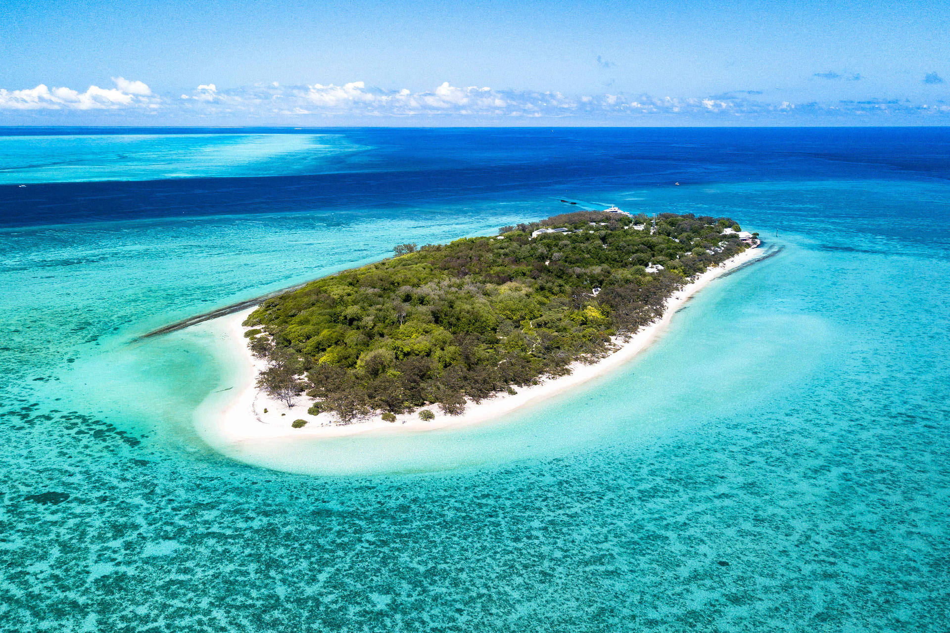 Heron Island Resort in Queensland, Australia