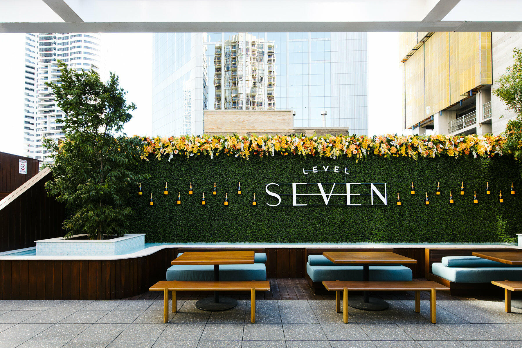 Primus Hotel Sydney Level Seven Restaurant