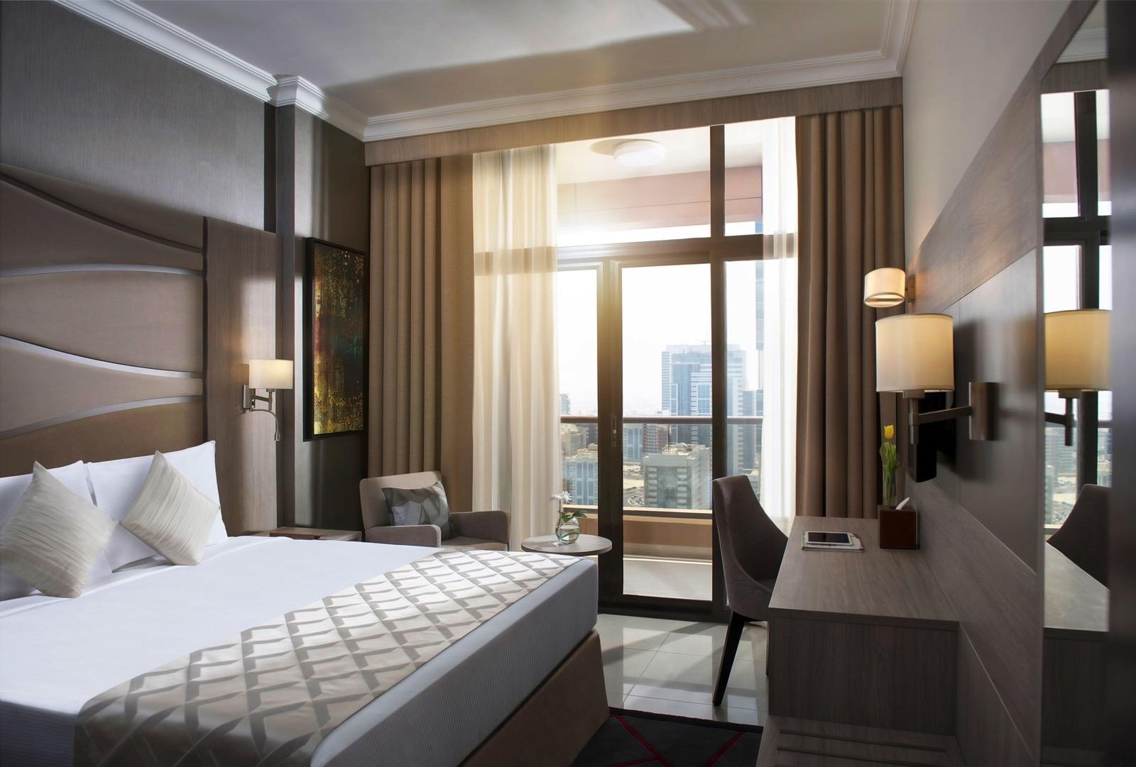 Cityview Premium Suite at Two Seasons Hotel & Apartments in Duba
