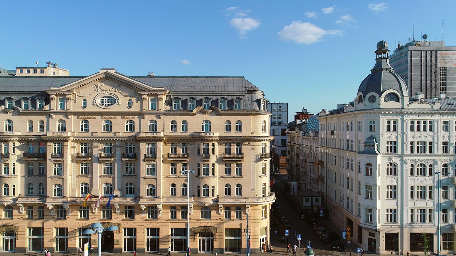 Polonia Palace Hotel, Warsaw