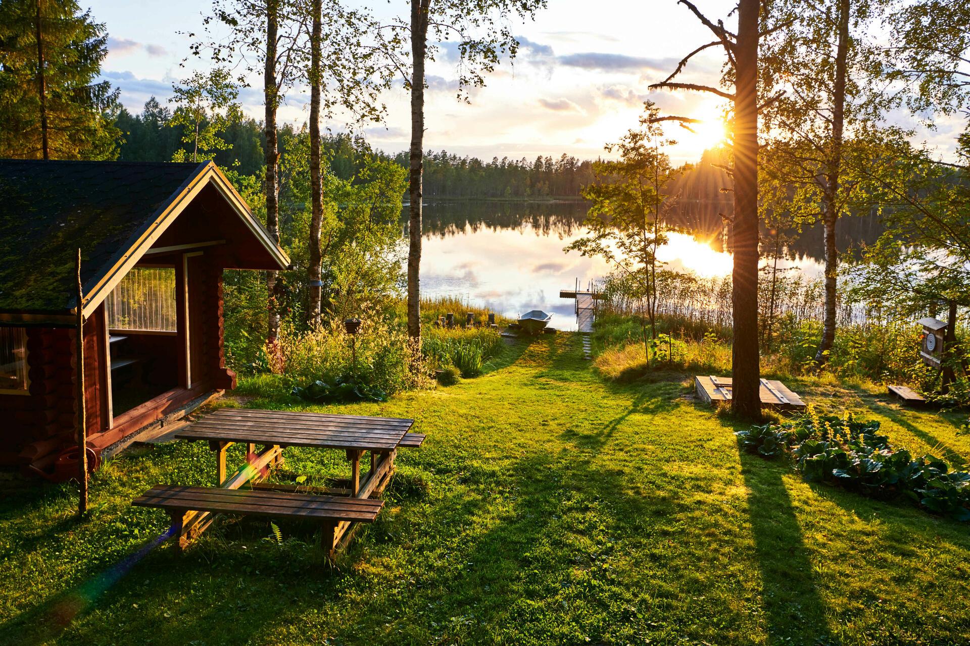 Northern Lights Village in Saariselkä, Lapland