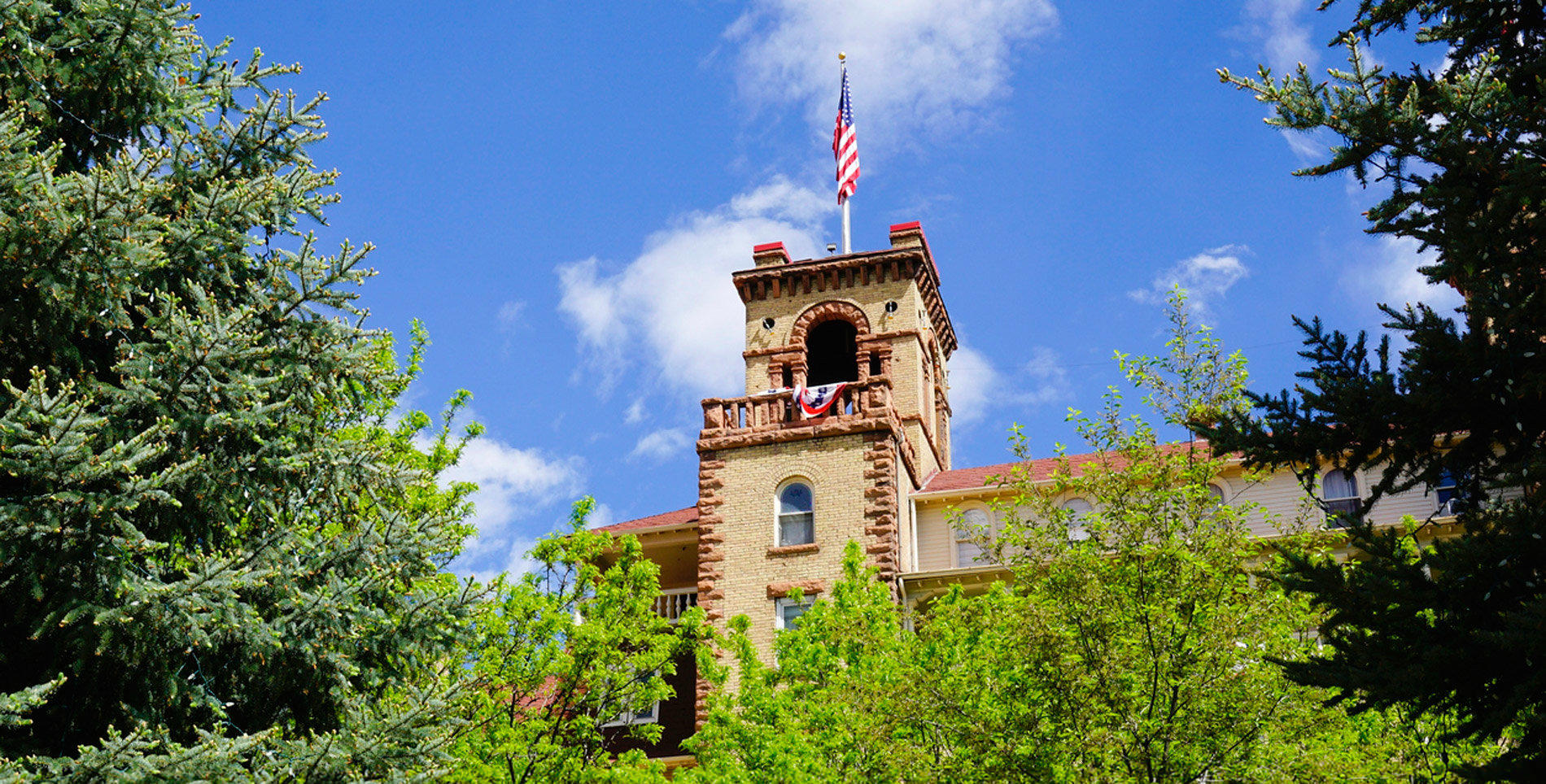 Hotel Colorado spire