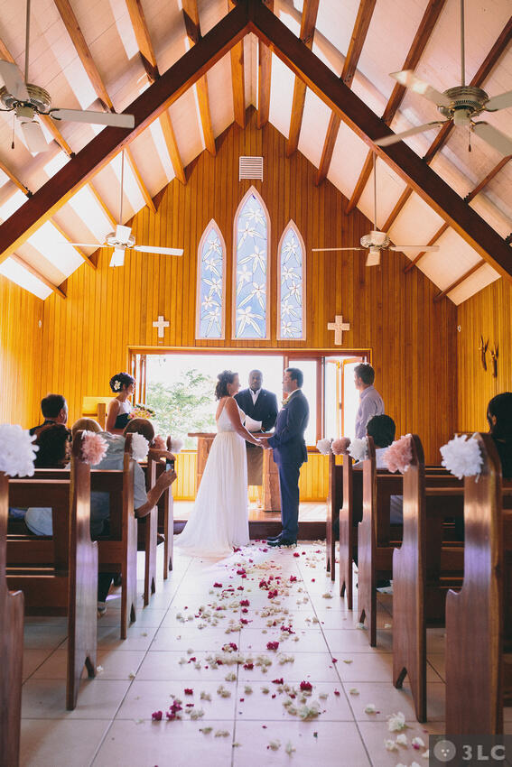 Chapel Wedding | Musket Cove Island Resort And Marina