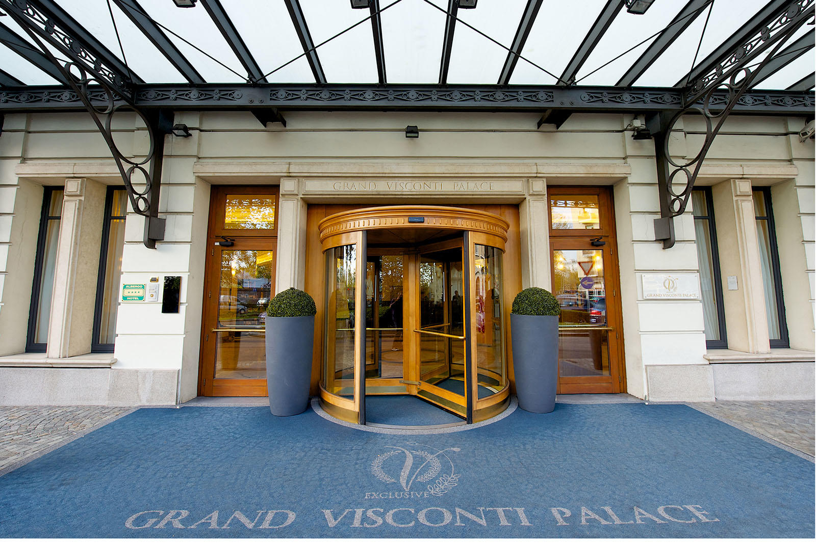 Grand Visconti Palace in Milan