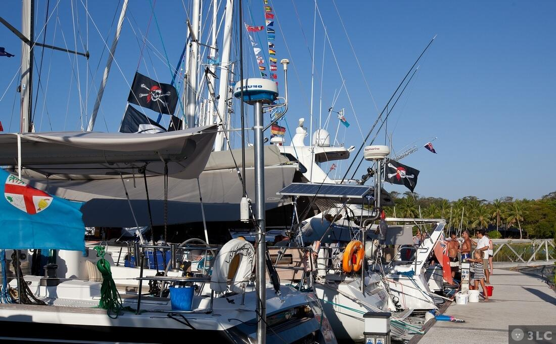 Musket Cove Yacht Club & Marina