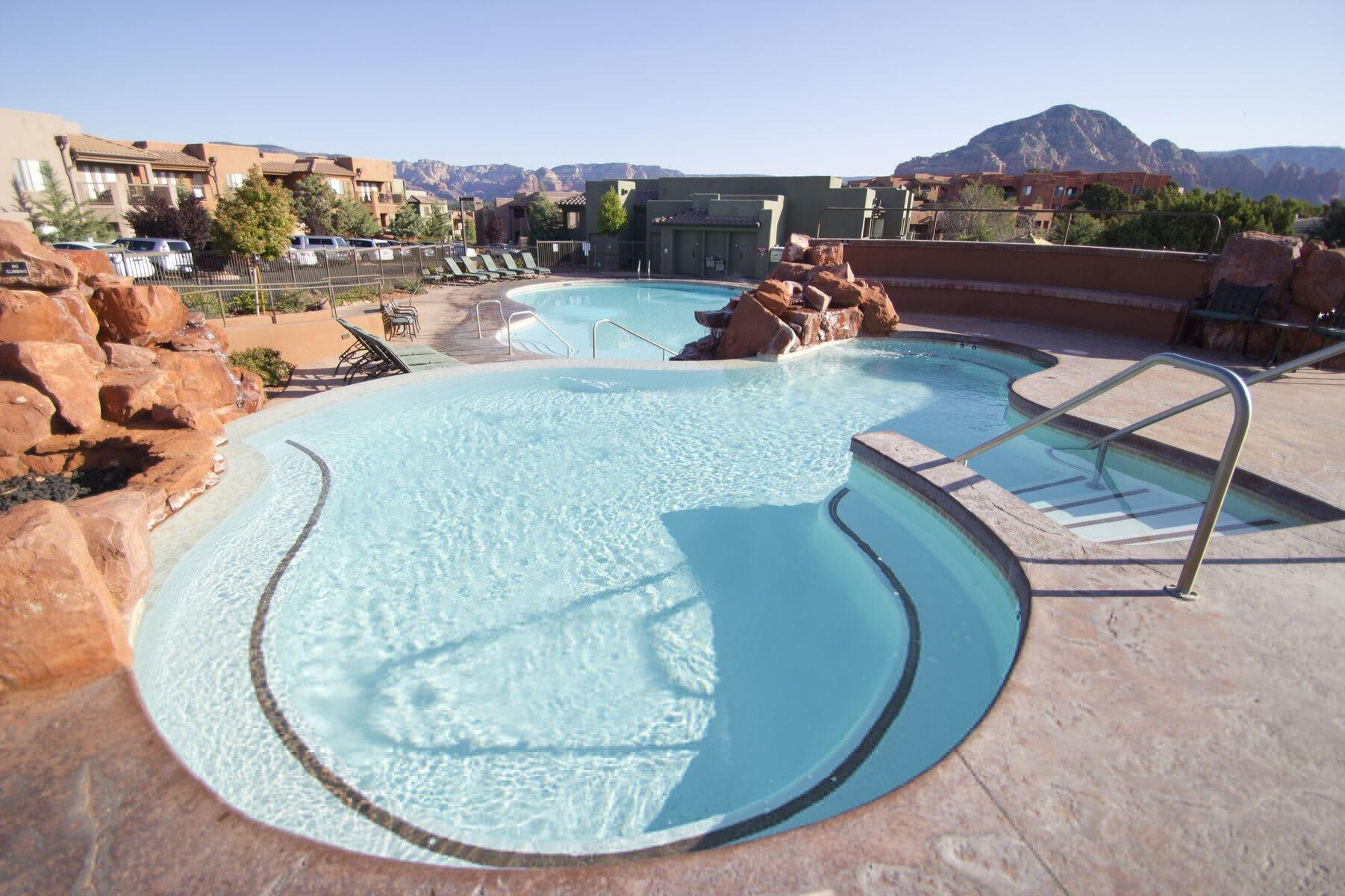 Sedona Summit Outdoor Pool