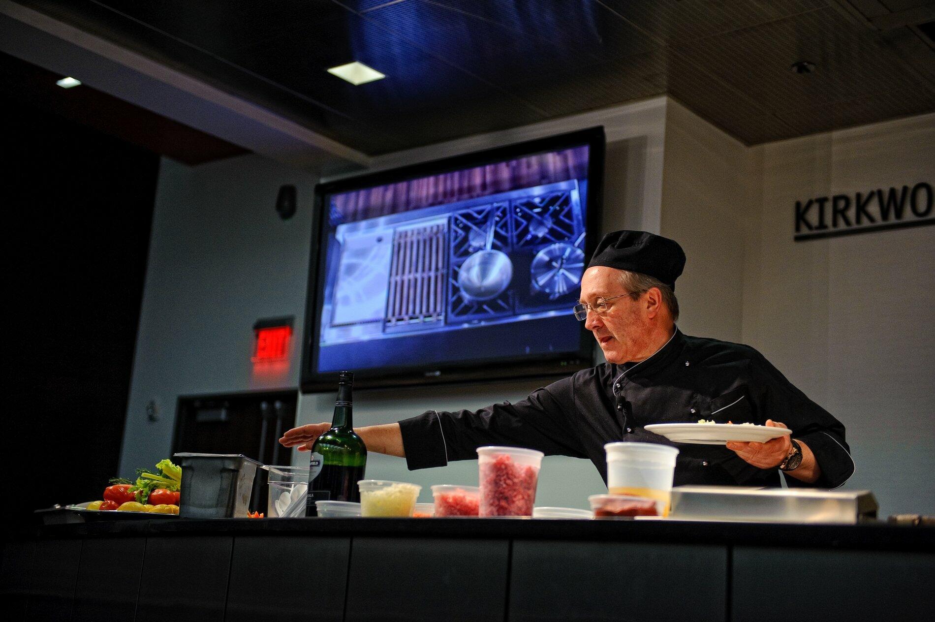 Culinary World Tour chef