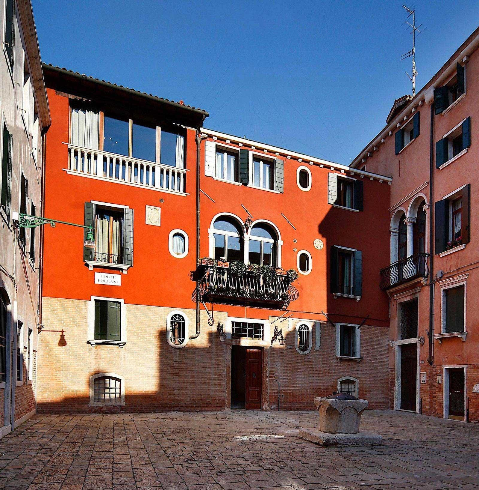 4 Star Hotels In Venice City Centre Hotel Bisanzio