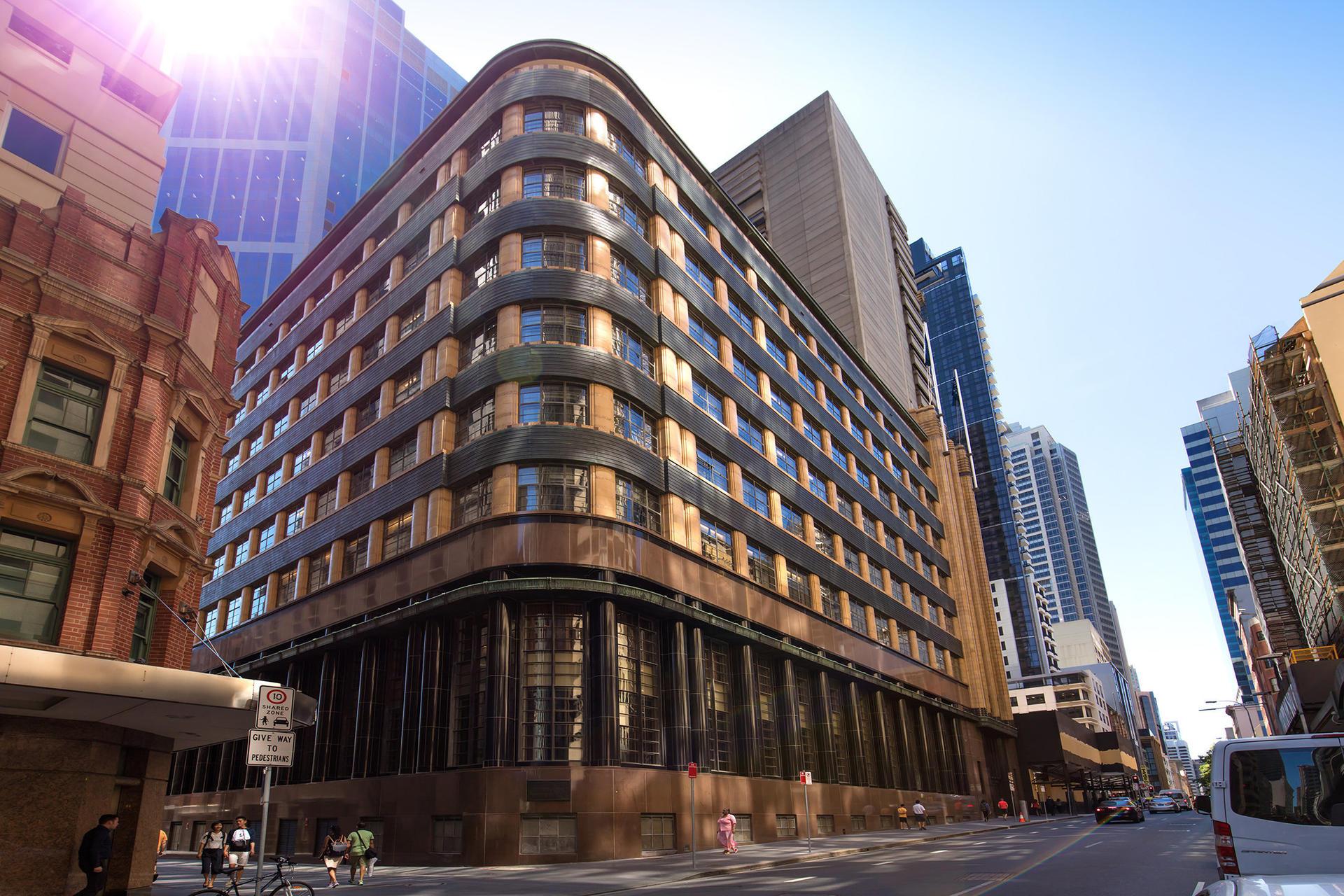 Primus Hotel Sydney - Hotel Facade