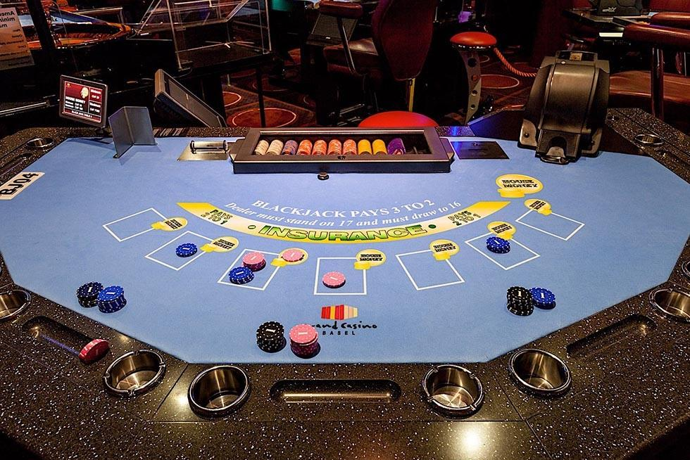 Casino Game at Airport Hotel Basel