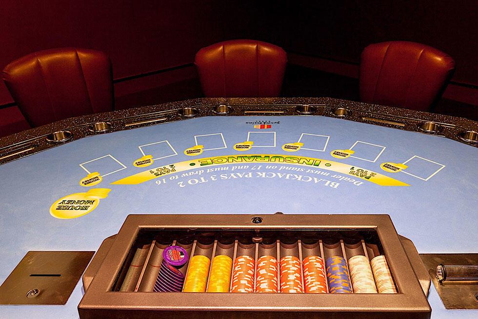 Casino Money at Airport Hotel Basel