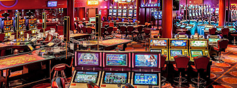 Casino à l'Airport Hotel Basel