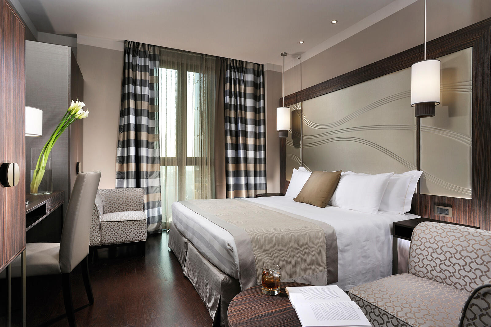 Double Deluxe Room at Uptown Palace in Milan