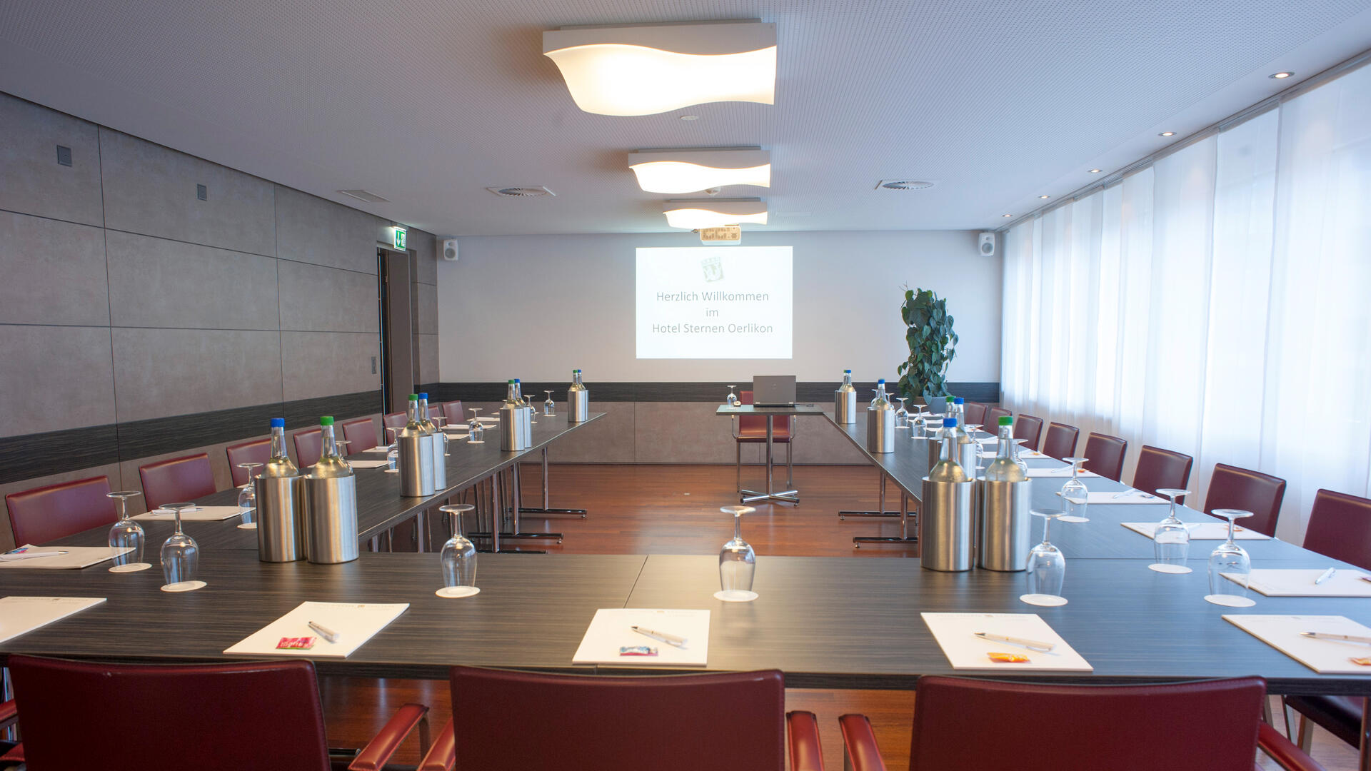 Meeting Rooms at Sternen Oerlikon Hotel