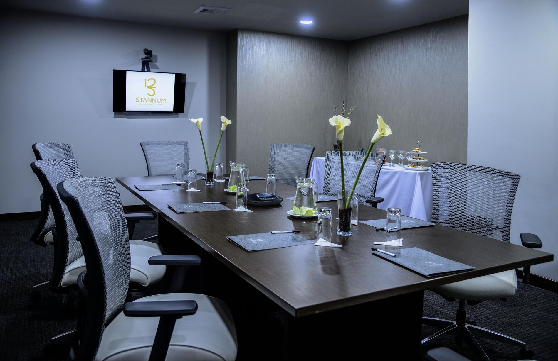 Stannum Boutique Hotel Smaller Meeting