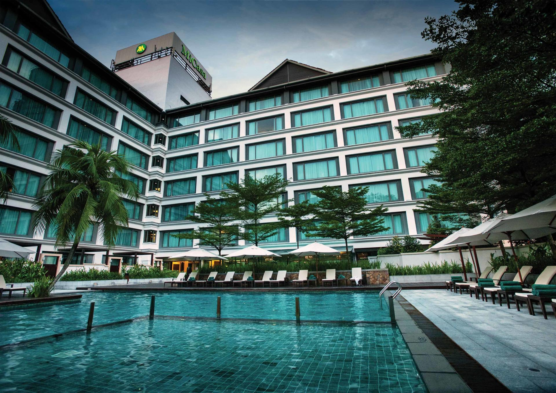 Hotel in KLCC Kuala Lumpur | MiCasa All Suite Hotel Kuala Lumpur