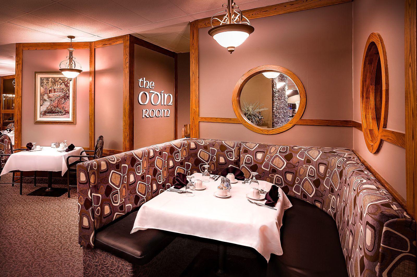 Odin Dinning room