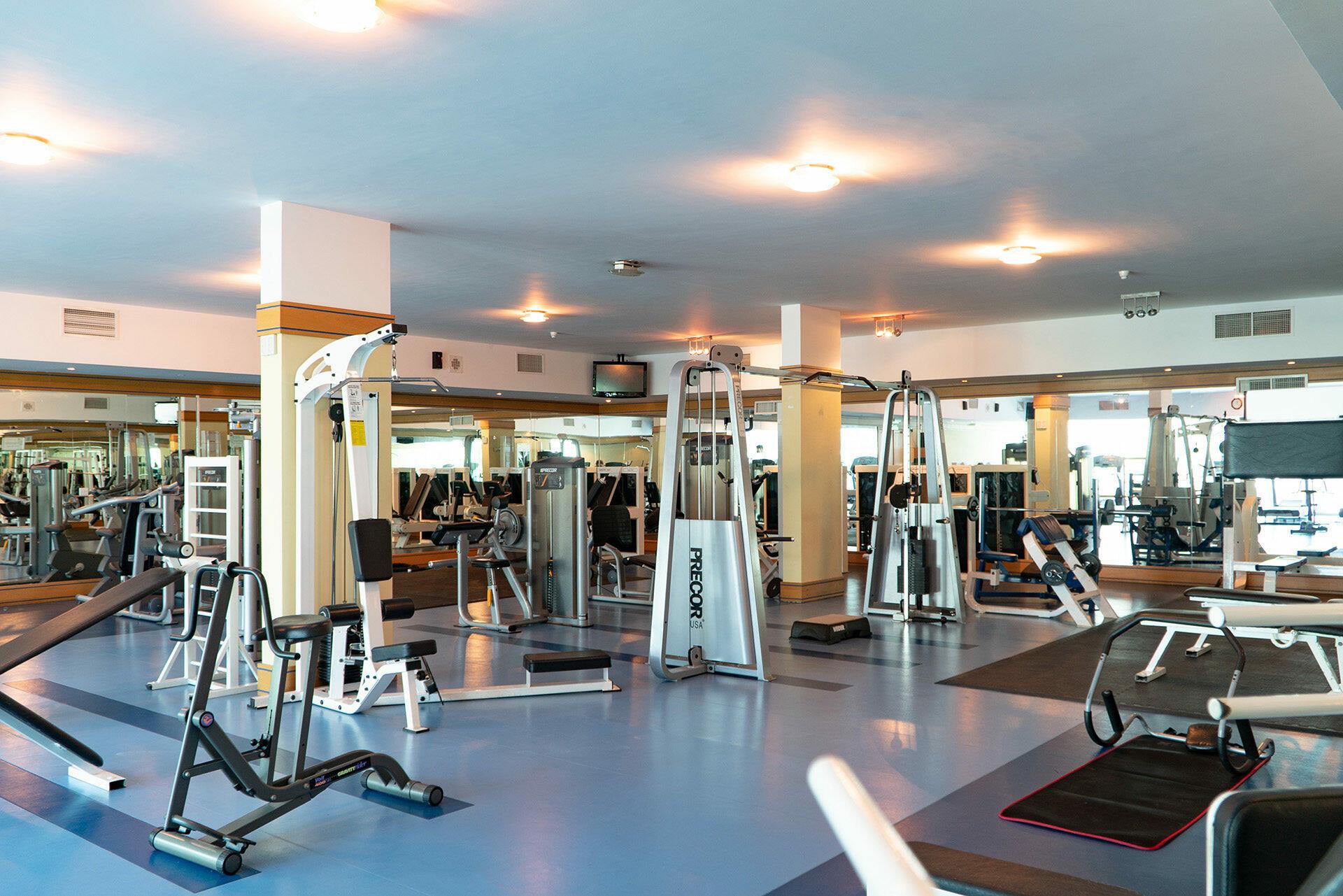 Spa in Abu Dhabi   Gym in Abu Dhabi   Al Ain Palace Hotel