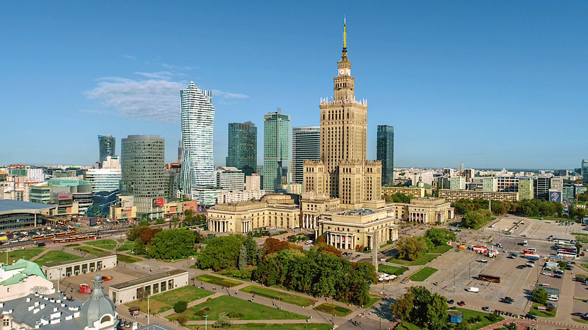 a64fd541bffc Metropol Hotel Local Warsaw Attractions