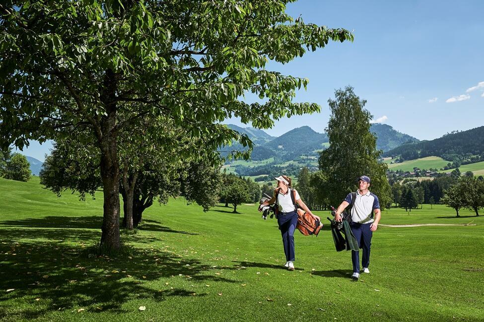 Golf at Schloss Pichlarn