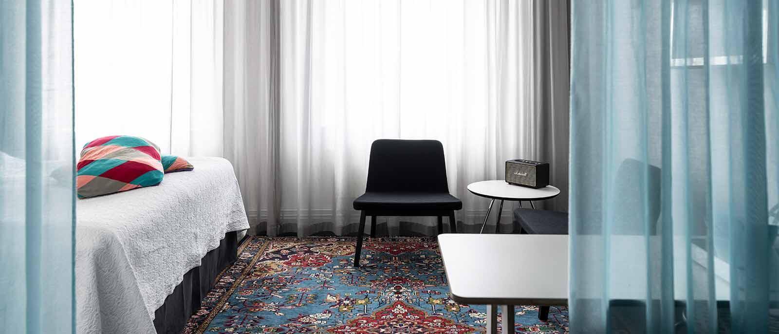 Rooms at Hotel Flora in Gothenburg, Sweden