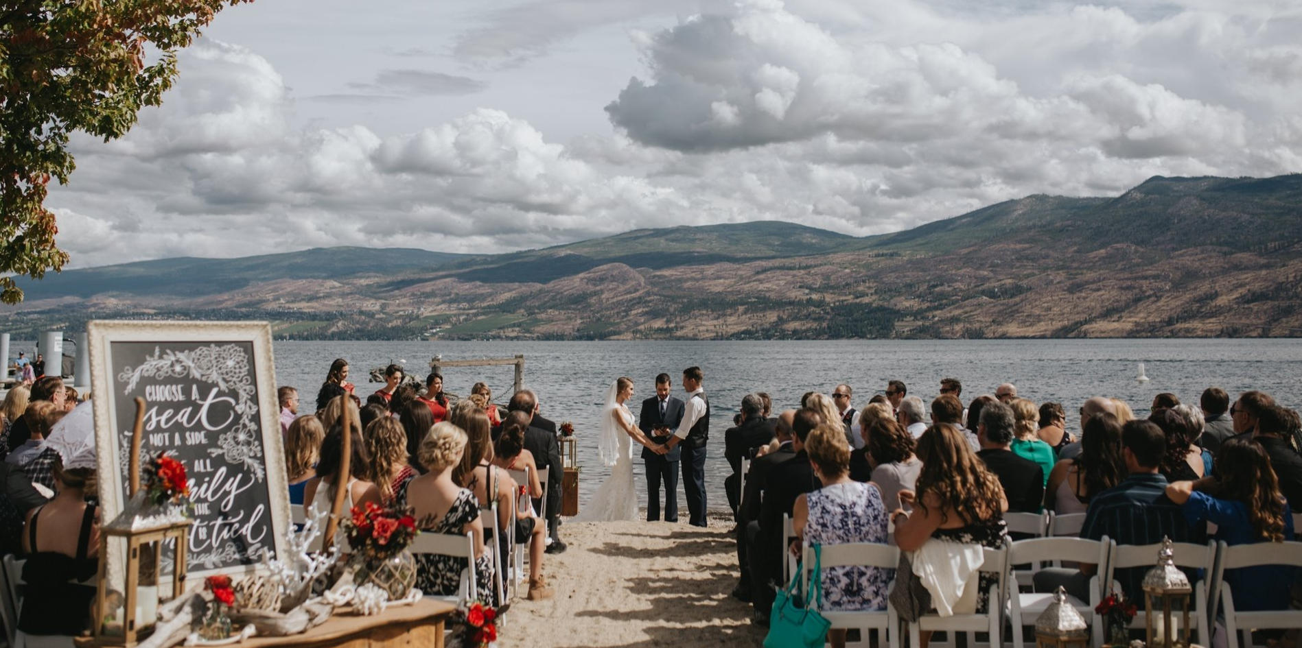 Kelowna BC Wedding Venues | Cove Lakeside Weddings