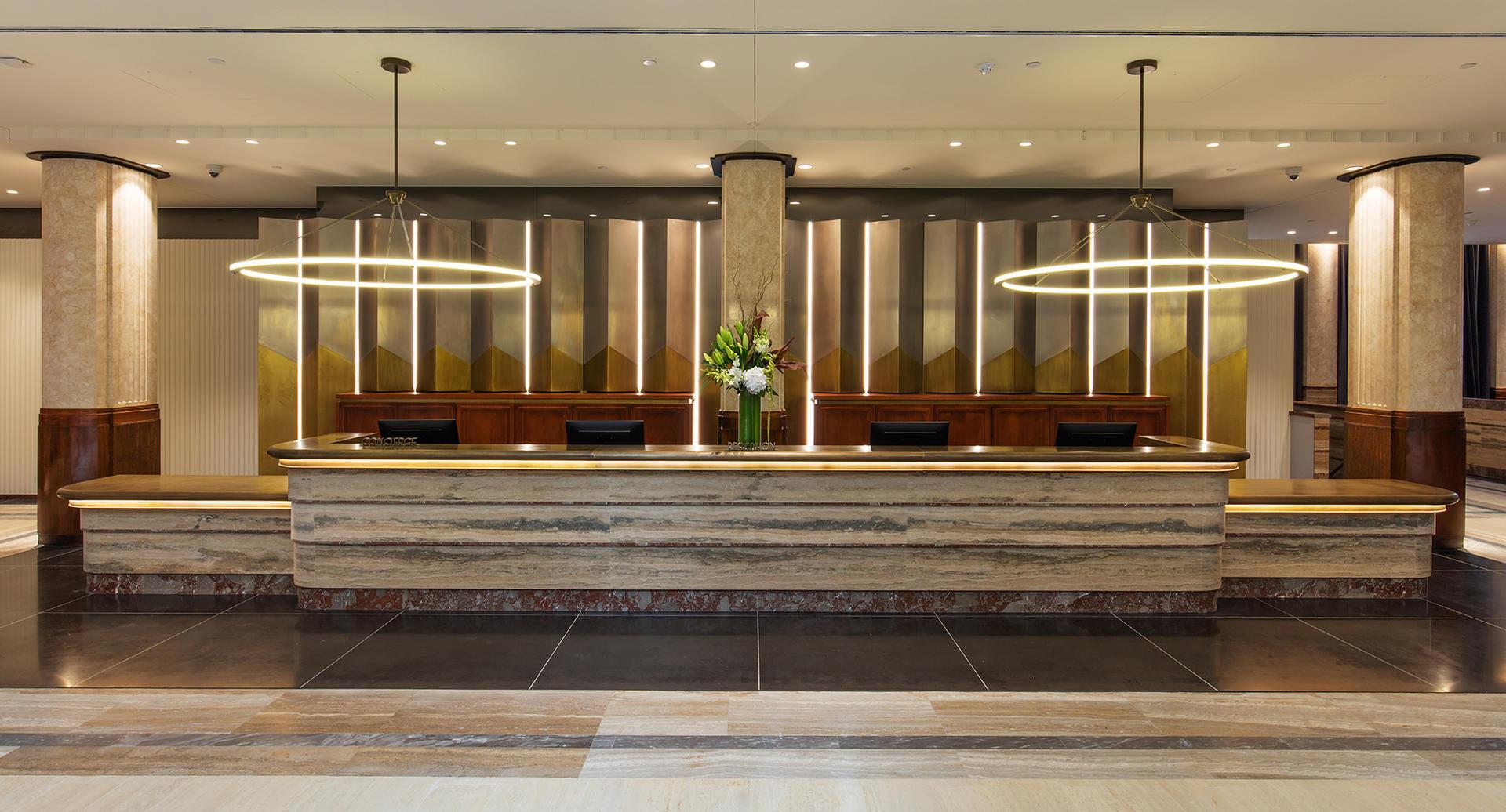 Primus Hotel Sydney - Reception