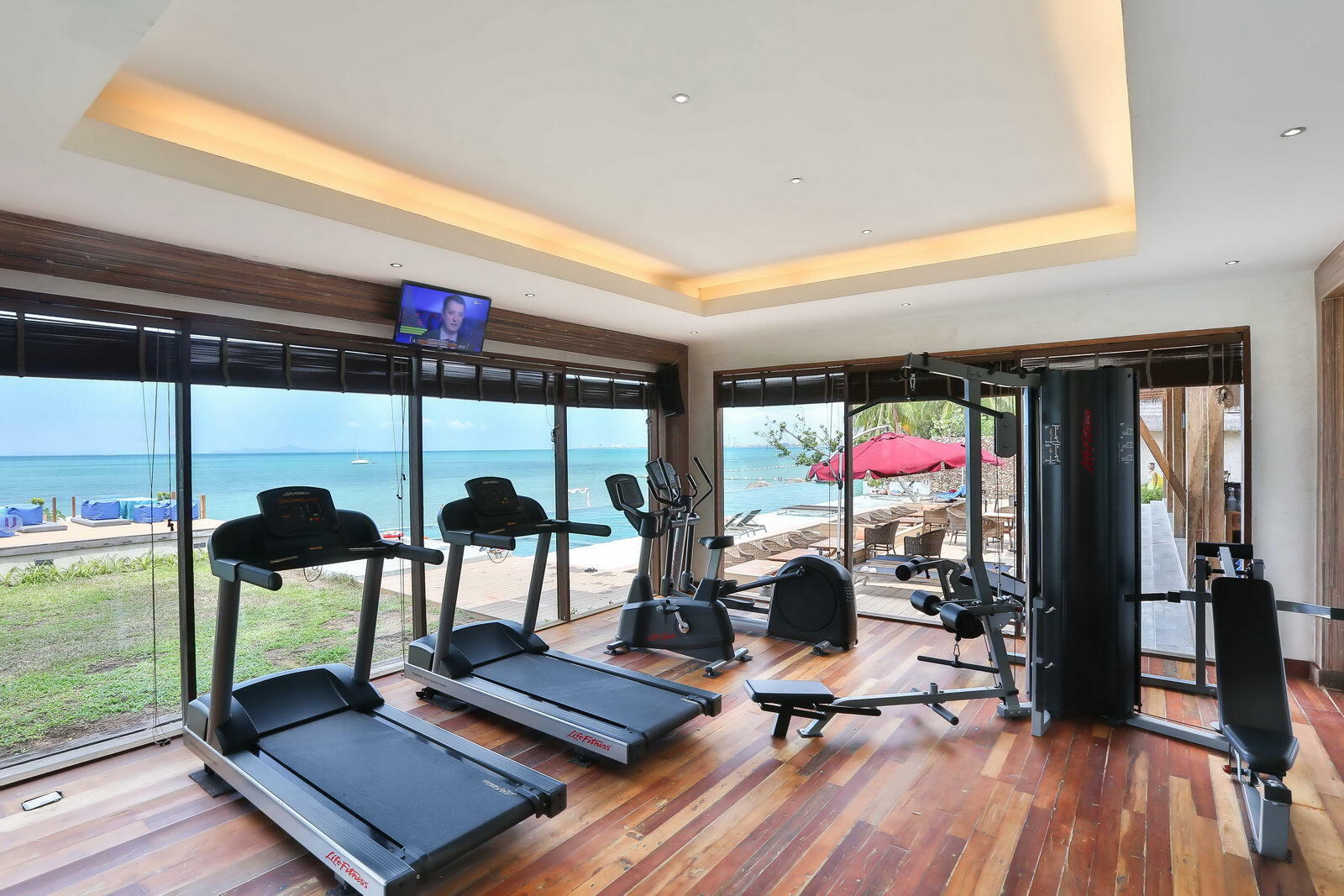 Fitness Center at U Pattaya