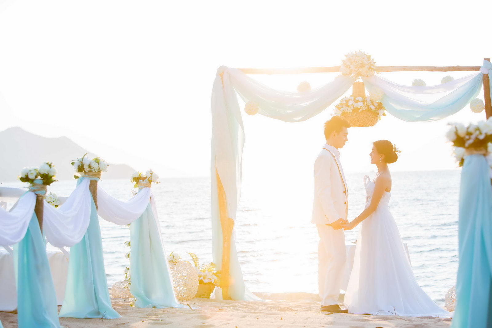 U Pattaya Beach Wedding