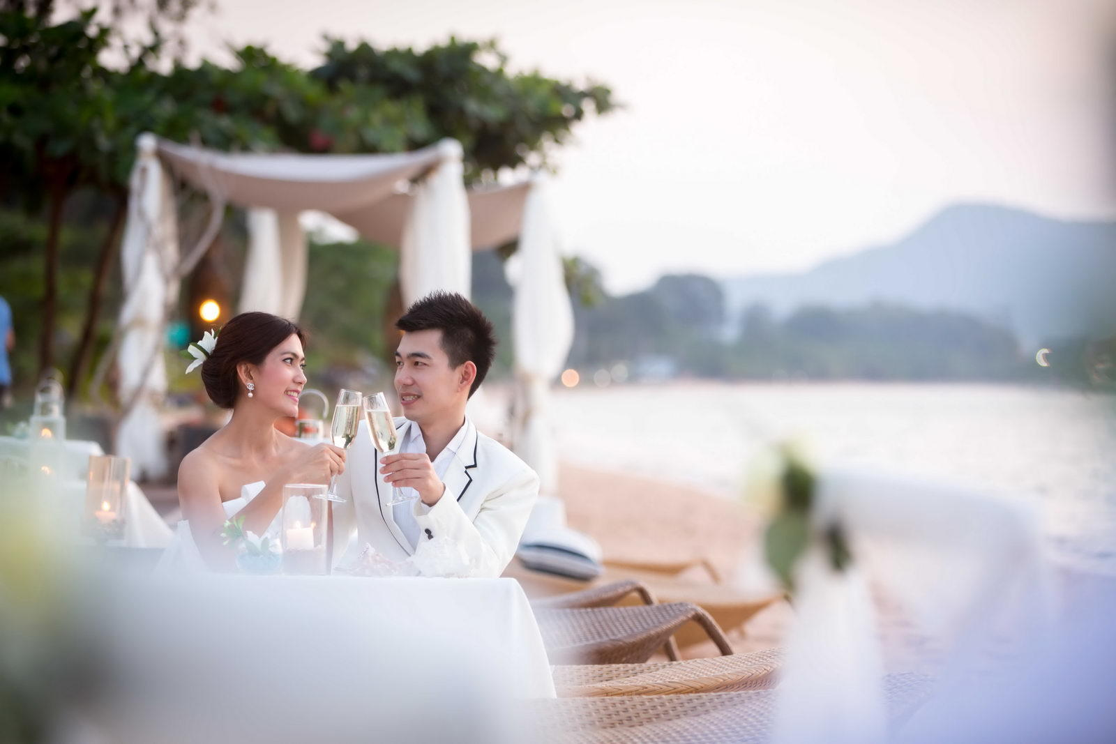 U Pattaya Beach Hotel Wedding