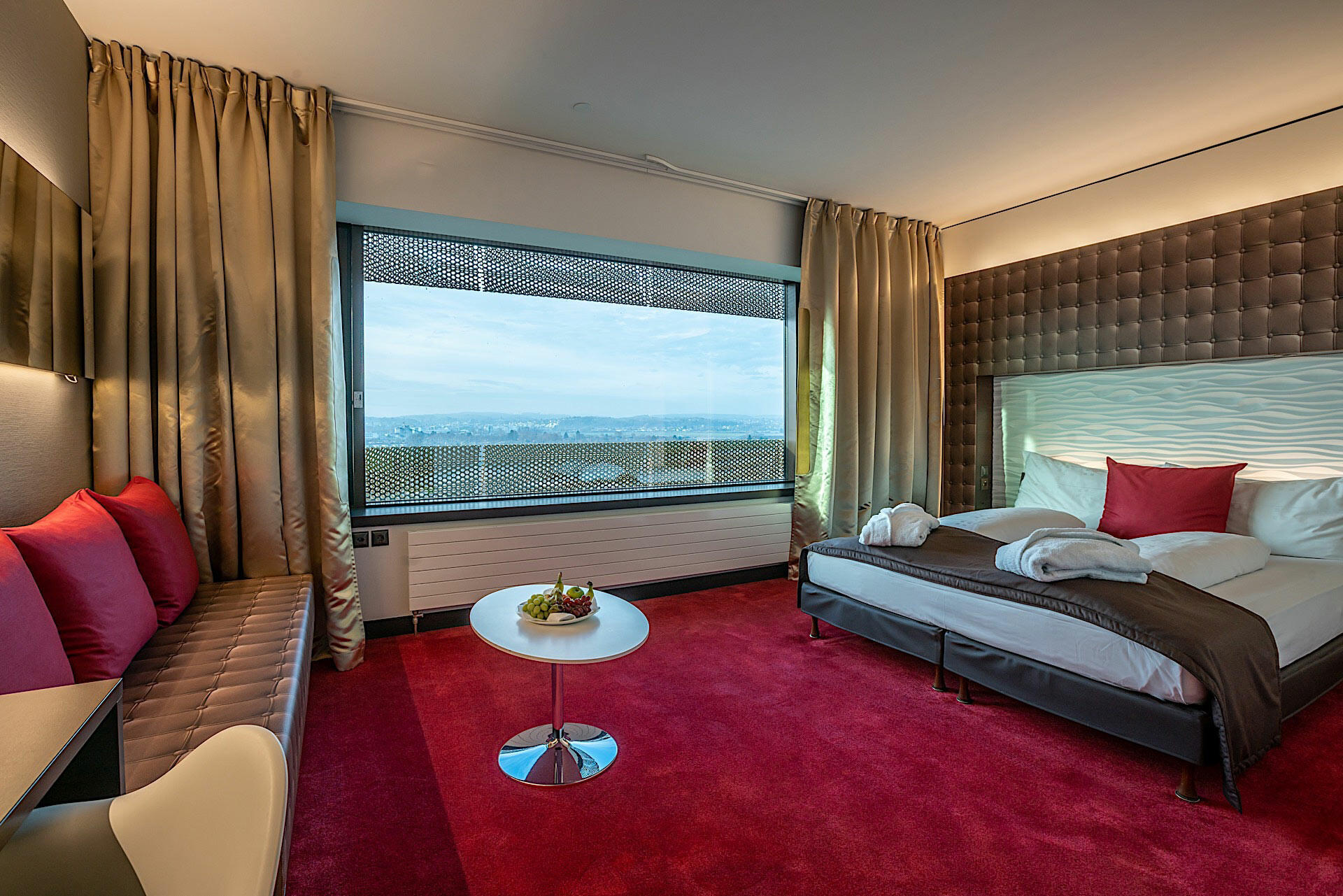 Executive Room at Airport Hotel Basel