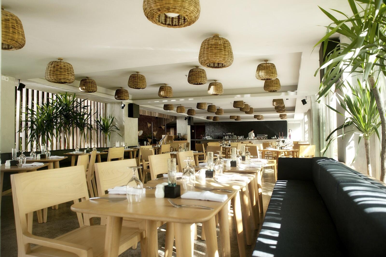 Alcove Restaurant at U Paasha Seminyak Bali