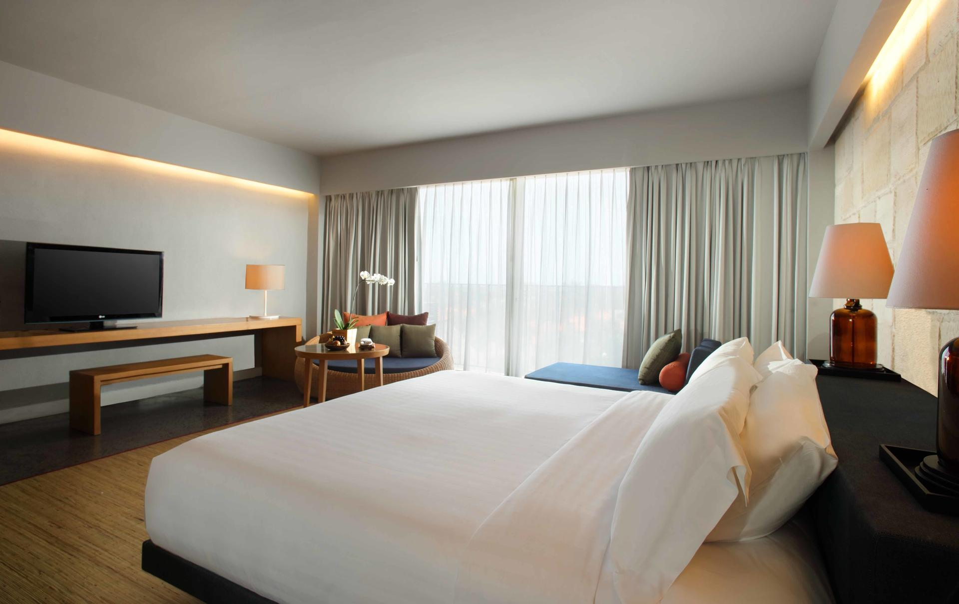 U Paasha Seminyak Bali Suite with View