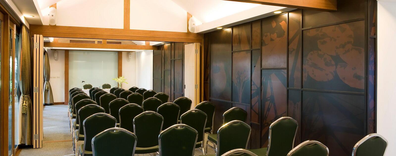 U Inchantree Kanchanaburi Meeting Venue