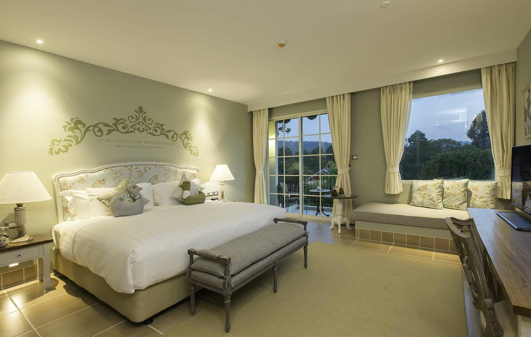 U Khao Yai Superior Room
