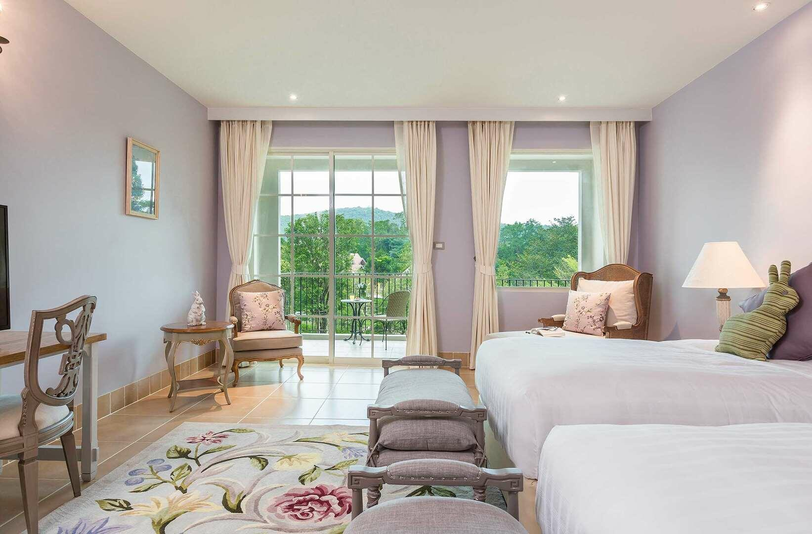 U Khao Yai Deluxe Bedroom
