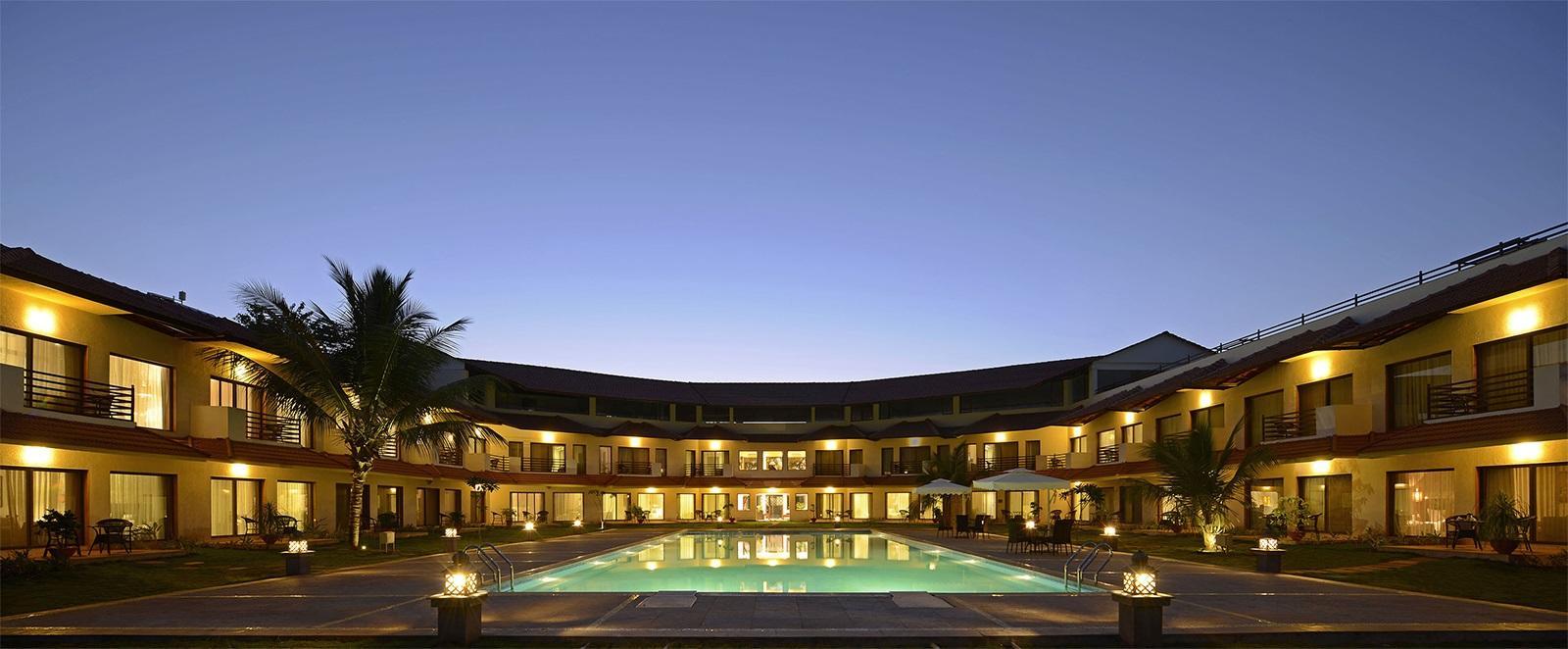 U Tropicana Alibaug Hotel Overview