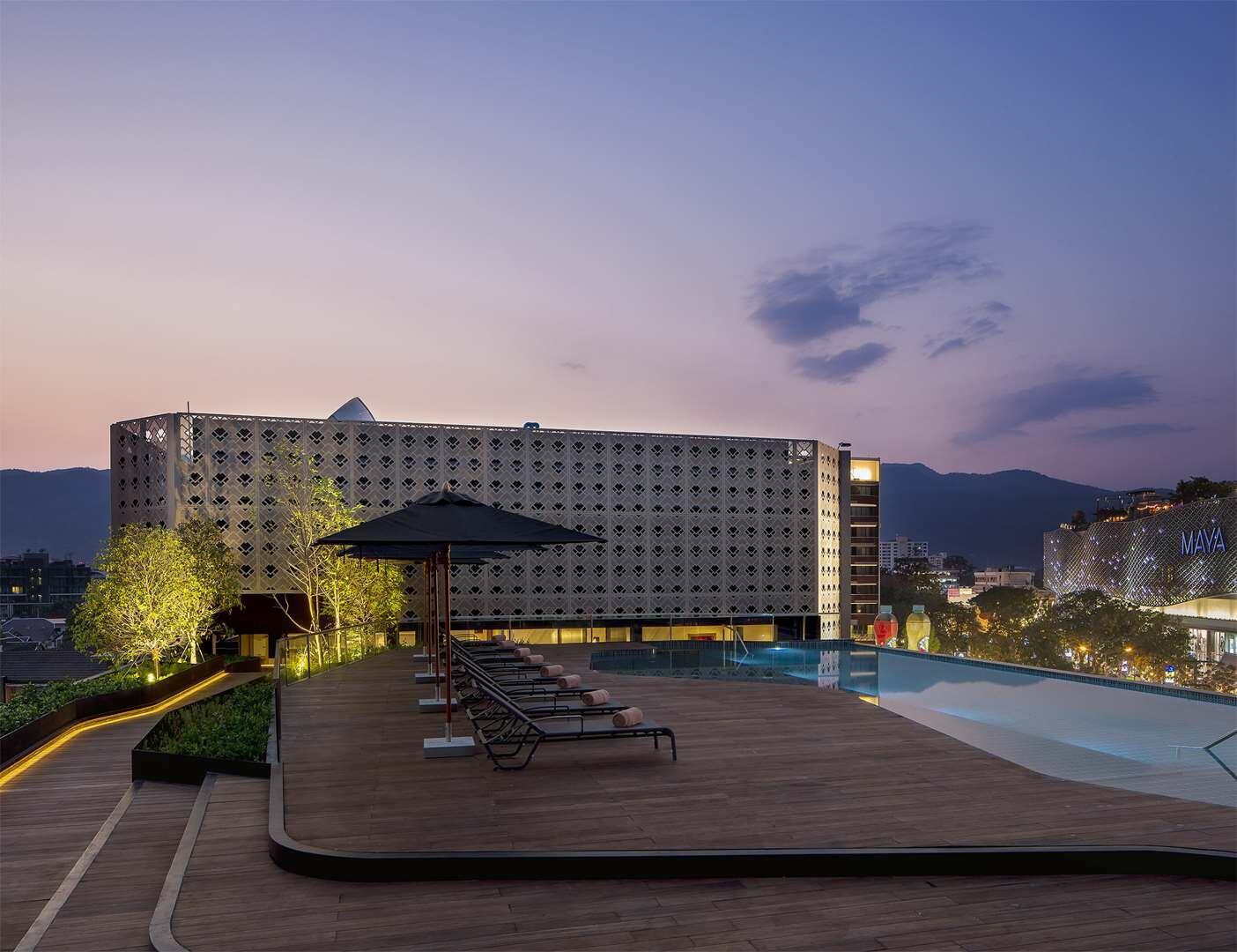 U Nimman Chiang Mai Swimming Pool